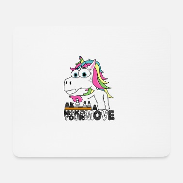 Schach Schach - Make your Move - Mousepad