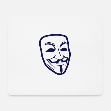 Occupy Anonymous - Mousepad (Querformat)