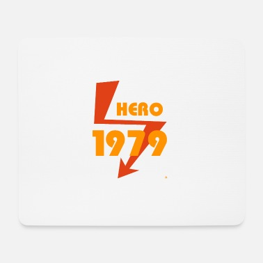 Lightning Hero 1979 Lightning 70th - Mouse Pad
