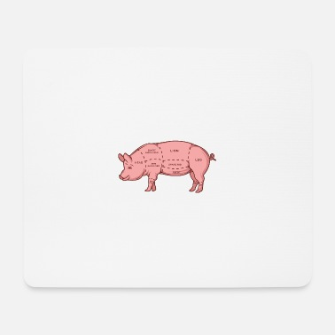 Roast Pork by the Cut - Mouse Pad
