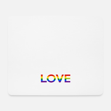 Sultry Keep Calm And Love - Gay -EN - Mouse Pad