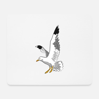 Gull gull - Mouse Pad