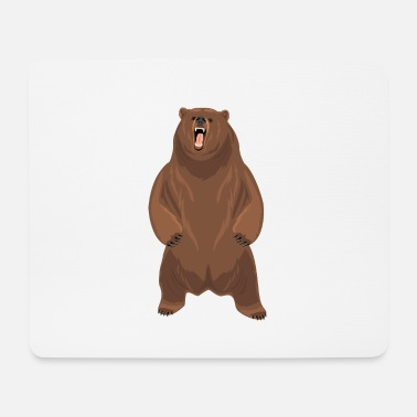 Grizzly Grizzly - Tapis de souris