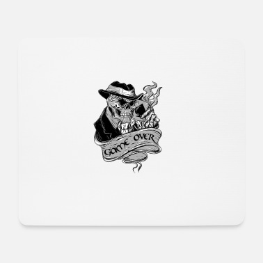 Game Over Game Over - Mousepad (Querformat)