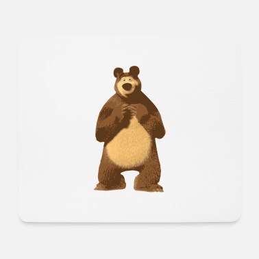 Bar Bär Bär Bär - Mousepad