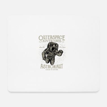 Outerspace Outerspace Adventurer Design - Mouse Pad