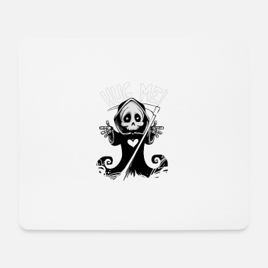 Scary Monster Halloween scary monster - Mouse Pad