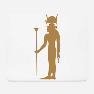 Pictograph Egyption God 15 - Mouse Pad