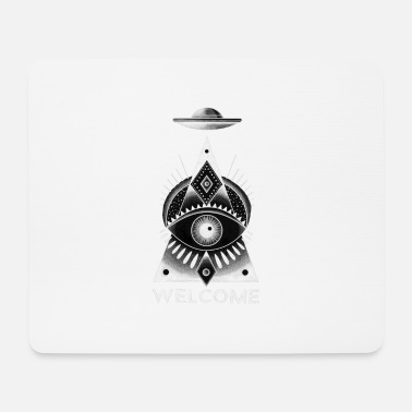 Welcome welcome - Mouse Pad