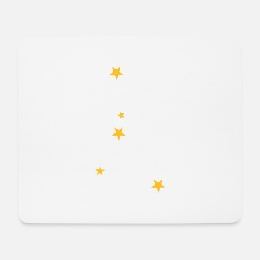 Asterisk Cancer constellation - Mouse Pad