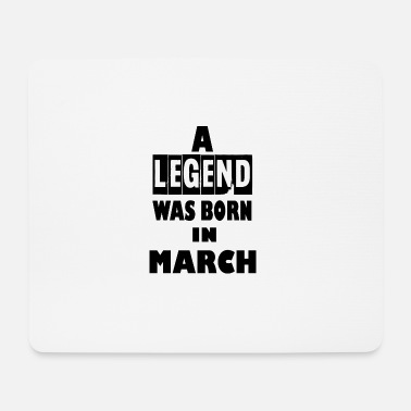 March march - Mouse Pad