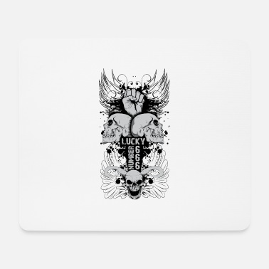 Lucky Number Lucky Number 666 - Mouse Pad