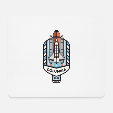 Space Shuttle Columbia Space Shuttle - Mouse Pad