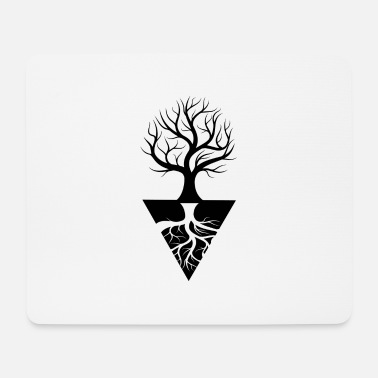 Nature Conservation Nature Tree Love Nature Freedom conservation - Mouse Pad