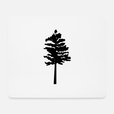 Tree trees - tree - Mouse Pad