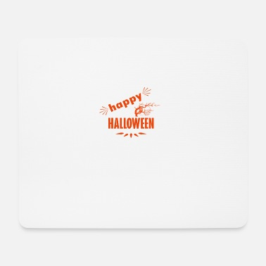 Undead HAPPY HALLOWEEN OKTOBER MONSTER KÜRBIS - Mousepad (Querformat)