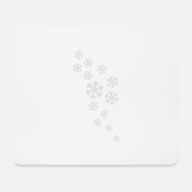 Snow snow - Mouse Pad