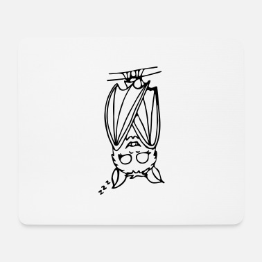 Sumu Lee fledermaus - Mousepad