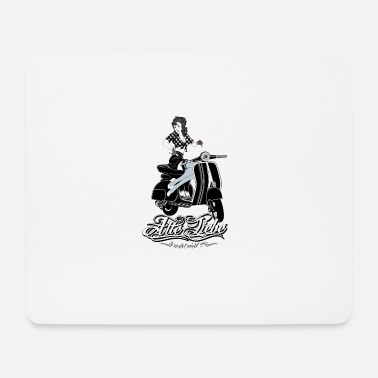 Pinup PinUp - Mousepad (Querformat)