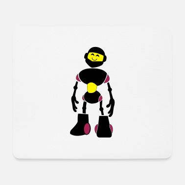 Science Fiction roboter_02 - Mouse Pad