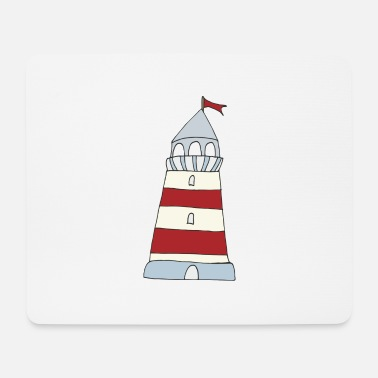 lighthouse - Mouse Pad
