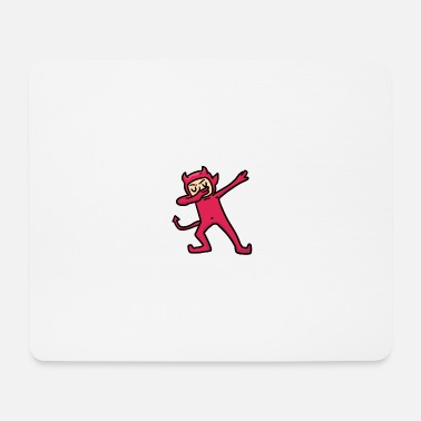 Type Devil winner Dab Dabbing winner - Mouse Pad