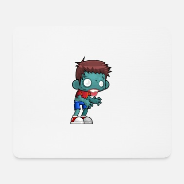 Kid Zombieboy - Kids - Kids - Mouse Pad
