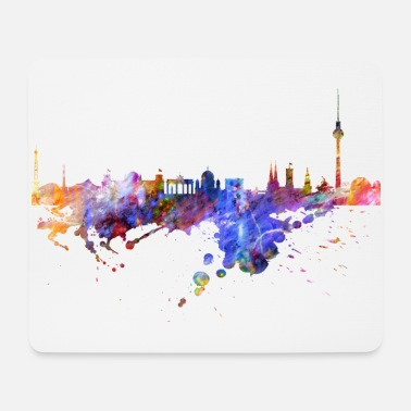 Skyline Of Berlin Berlin Skyline - Mouse Pad