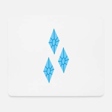 Mark Something Rarity cutie mark - Mouse Pad