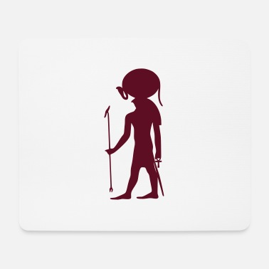 Pictograph Egyption God 23 - Mouse Pad