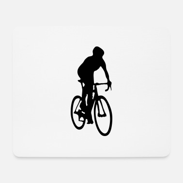 Cycling Cycling - Mouse Pad