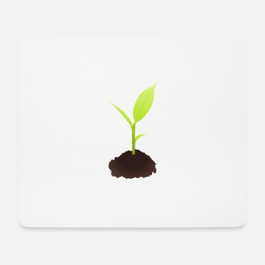 Sprouts Sprout illustration - Mouse Pad
