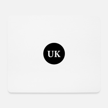 Uk UK Design UK Logo - Mouse Pad