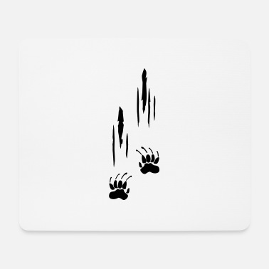 Scratch Scratches, Claws - Tapis de souris
