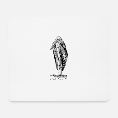 Mummy stork20 - Mousepad (Querformat)