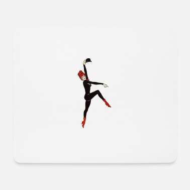 Broadway Broadway dancer - Mouse Pad