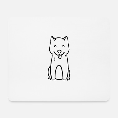Dog Lover Dog - dog lover - Mouse Pad