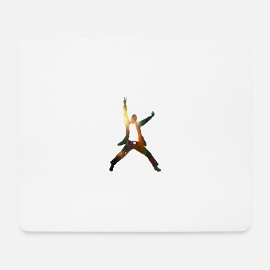 Dancer dancer - Mouse Pad