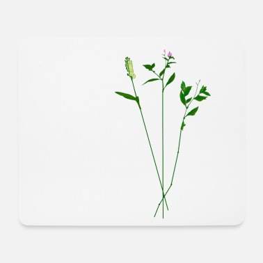 Grass grasses - Mouse Pad