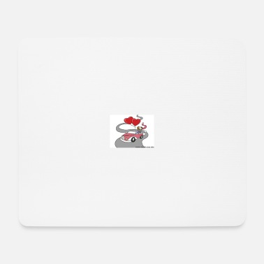Love, Valentine's Day, Valentine, Cupid, February 14th - Mouse Pad