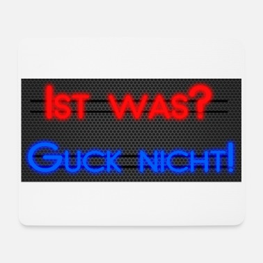 Neon IST WAS NEON - Mousepad