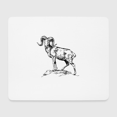 goat62 - Mouse Pad (horizontal)