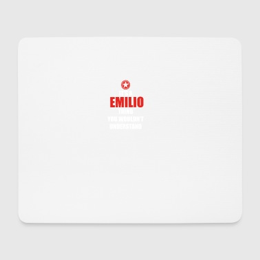 Geschenk it s a thing birthday understand EMILIO - Mousepad (Querformat)