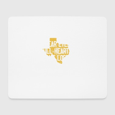Clear Eyes Full Hearts Can't Lose - Mousepad (Querformat)