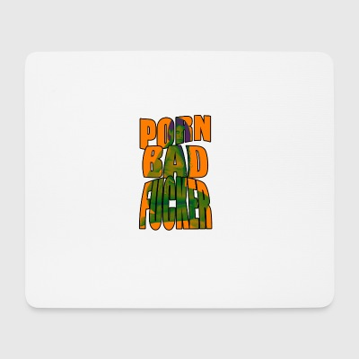 PORN BAD FUCKER - Mouse Pad (horizontal)