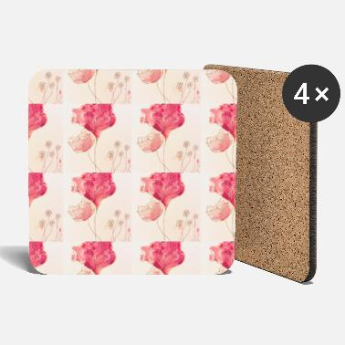 Flower duo - Coasters