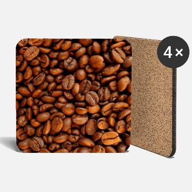 Coffee Bean Coffee beans coffee bean bean coffee coffee many - Coasters