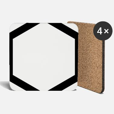 Hexagons hexagon - Coasters