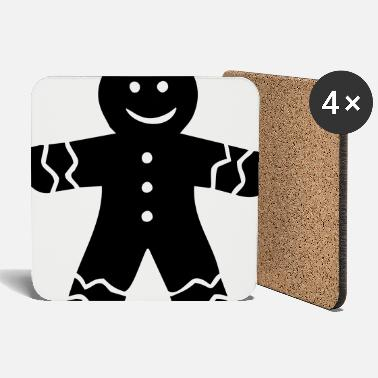 Gingerbread Gingerbread - Coasters