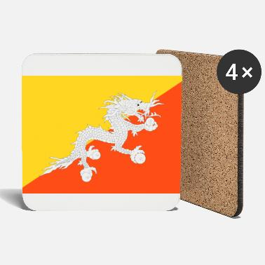 Democracy Bt Flag - Coasters